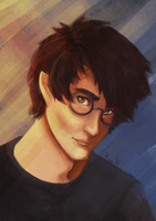 Harry Freakin Potter by Vintage009