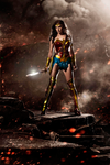 Wonder Woman (Gal Gadot) - Rendition by Mrilm