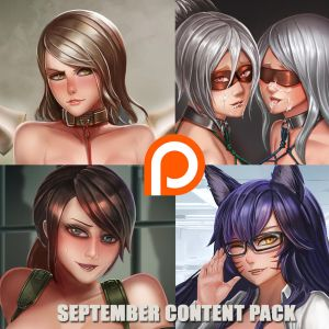 Gum road September pack by BADCOMPZERO