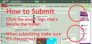 How to submit to groups by VampireHelenaHarper