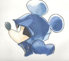 Mickey Mouse by xrosesxrulex