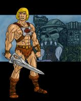 He-Man. by DLTabor