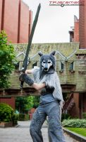 ALCON The Great Grey Wolf Sif 5 by TPJerematic