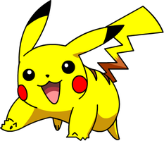 picachu by rondex