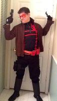 My second Jason Todd cosplay by Cadmus130