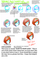 HAIR TUTORIAL by HAVENDONOHUE