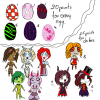 Adopts Adopts Adopts by DrownedInHate