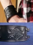 Shadow of the Colossus Sigil Cuff by TheSerotonin