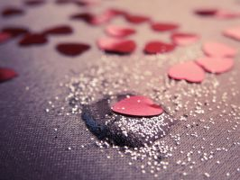 Glitter Love by Dominikanin