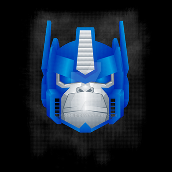 Optimus Primate by monned