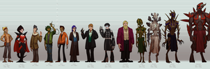 Many Worlds Height Chart by Langry-The-First