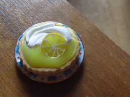 Miniature Lemon Tart by sonickingscrewdriver