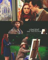 Vincent and the Doctor by sorryeyescansee
