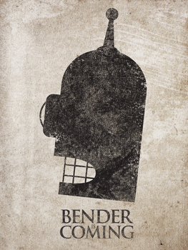 Bender is Coming by MJZ-Studios
