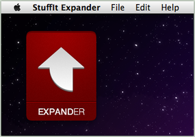 Stuffit Expander Beautified by Two11Media