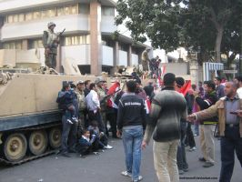 Egypt Revolution 37 by thefreewolf