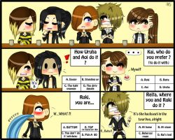 The GazettE Pervy Quiz Time by iHanaShira