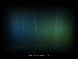 Vista No Gui bootscreen tuneup by will-yen