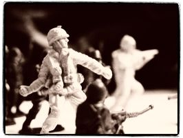 Toy Soldiers by Zagaboy