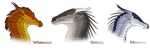 Wings of Fire OC Sale 4 [SOLD] by xTheDragonRebornx
