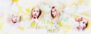 Scrapbook #7 : Why love me ? - Chorong by Yu-Designer