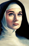 Sister Audrey by clc1997