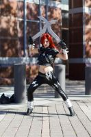 League of Legends Katarina 2 by Stunt-Sheep