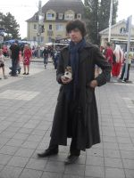 Sherlock cosplay by James-Li