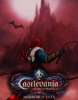 Castlevania Mirror of fate by BlackBerriNinja