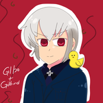 ::+KA-Prussia and Gilbird+:: by Apple-Rings