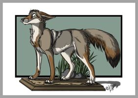 CrazyYote Mount by Krissyfawx