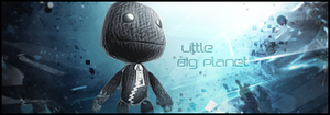 Little Big Planet sig by SmashLord
