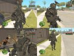 Mw2 shadow company custom  for gta sa by michaelvr4