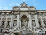The Trevi Fountain by SnappingSausage