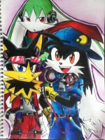 Klonoa .:The Joy Of Music:. by emichaca