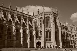 St George's Chapel by LilMickey27