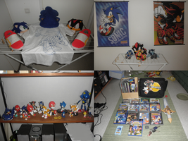 Sonic collection updated by Niko-the-Hedgehog