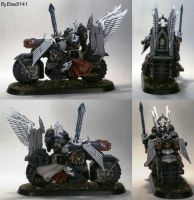 Champion of the Ravenwing by Elmo9141