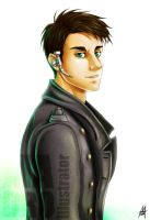 Jack Harkness by MauroIllustrator