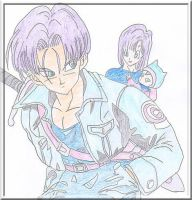 welcome trunks by bulmavegeta