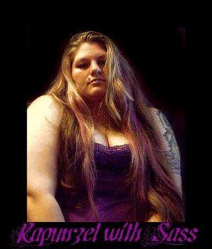 Rapunzel...- DamagedGirrl by LiberatedLocks-Club