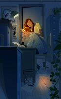 Worries. ] by PascalCampion
