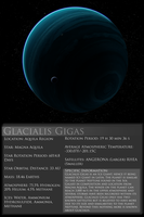 Glacialis Gigas by IArtifexI