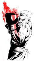 Ivan Drago by Hyperdogproductions