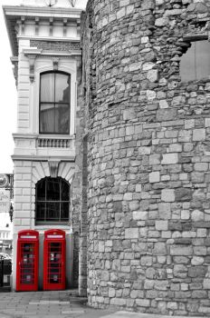 Phone Boxes by quaystock