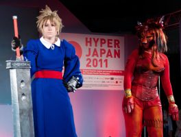 Hyper Japan by NomesCosplay