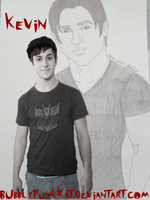 Kevin Graphic by BubblyPunkKat