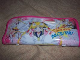 Sailor Moon pencil case thing by TMNTISLOVE