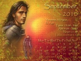 September2010 desktop calendar by Lirulin-yirth