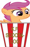 K.F. Scootaloo by wildstar27